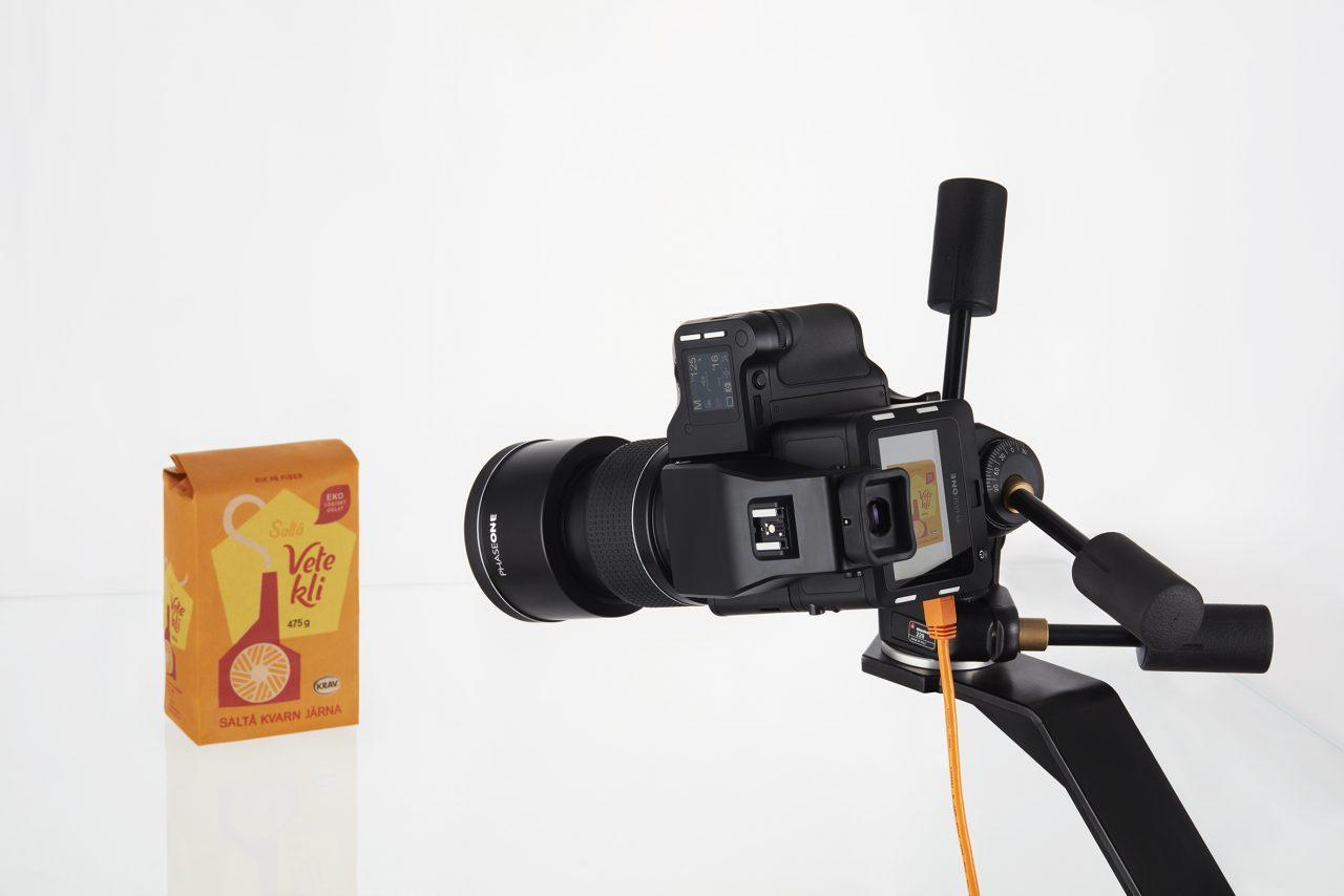 Fotostudio för leverantörer