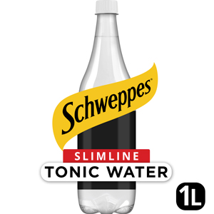 Schweppes-flaska
