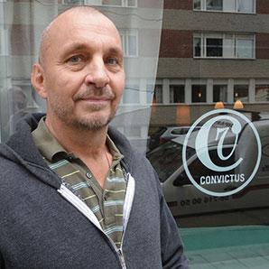 Dino Gerdin, föreståndare